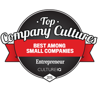 Entrepreneur Top Culture Award