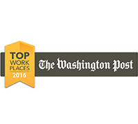 Washington Post Best Places to Work - 2016