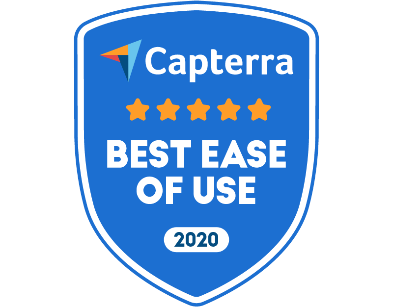 Capterra Ease of Use for Club Management Jun-20