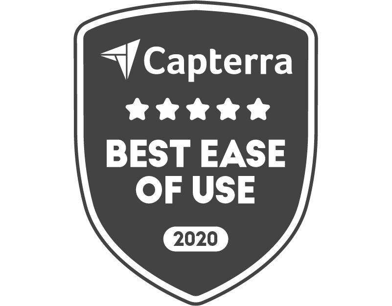 Capterra Ease of Use for Proposal Management Jun-20