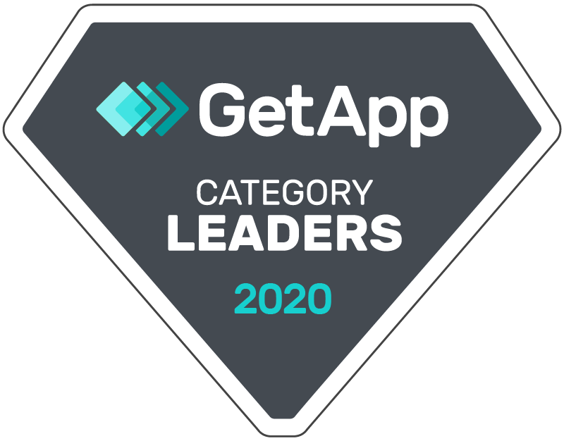 GetApp Category Leaders for CRM Jul-20