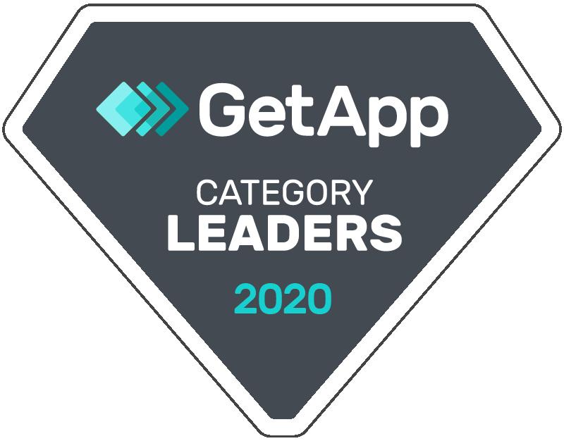 GetApp Category Leaders for Hotel Management Jul-20