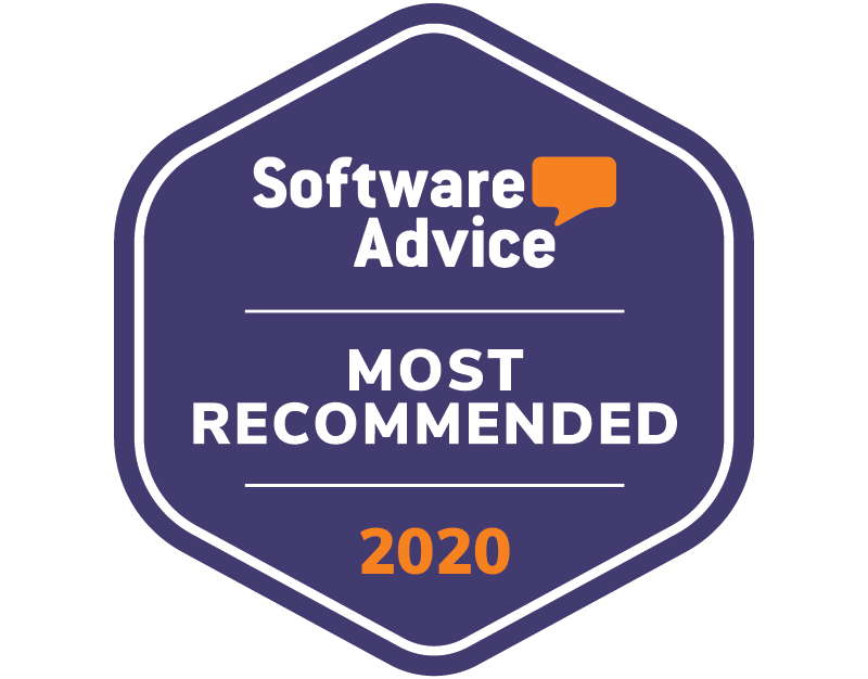 Software Advice Recommended for Vacation Rental Mar-20