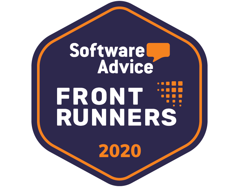 Software Advice FrontRunners for CRM Jun-20