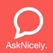 Asknicely logo 175px