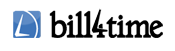 Bill4time logo 175px