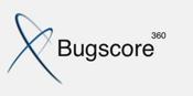 Bugscore logo 175px