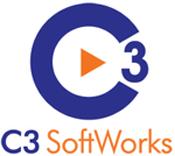 C3softworks logo 175px