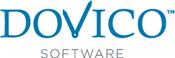 Dovico software logo 175px