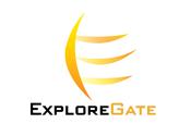 Exploregate logo 175px