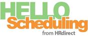 Hello scheduling logo 175px