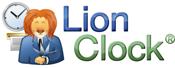 Lionclock logo 175px