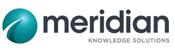 Meridian logo 175px