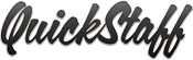 Quickstaff logo 175px