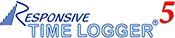 Responsive time logger logo 175px