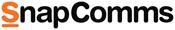 Snapcoms logo 175px