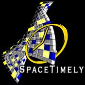 Spacetimel logo 175px