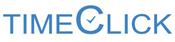 Timeclock logo 175px