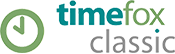 Timefox logo 175px