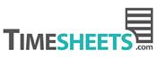Timesheets logo 175px