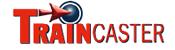 Traincaster logo 175px
