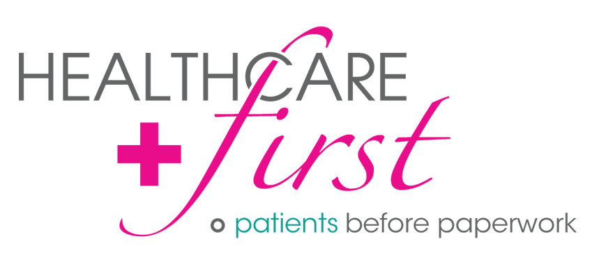 Healthcare first logo