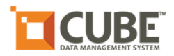 Cube Data Management System