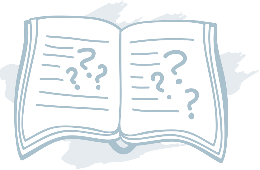Open-book-questions