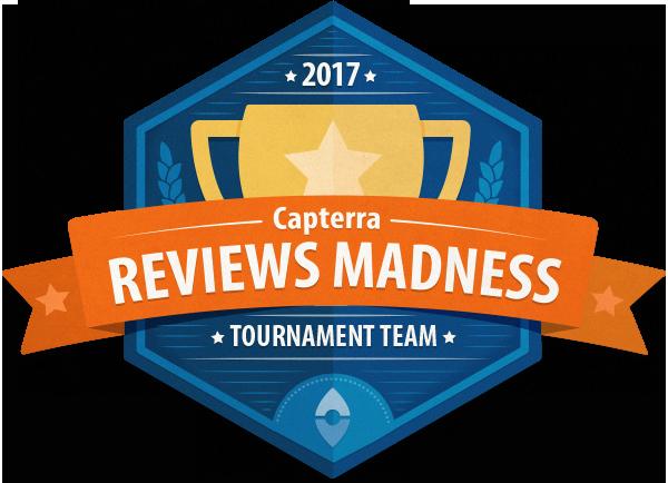 Capterra Reviews Madness Tournament Team 2017