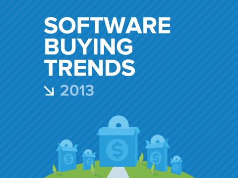 Software Buying Trends 2013