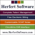 Herfert Chiropractic Software