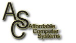 Affordable Computer Systems