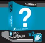 FAQs Manager v2