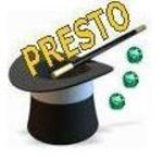 PRESTO Group & Event Manager