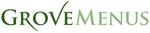 Grove Menus