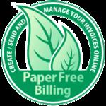 Paper Free Billing