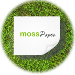 Mosspaper