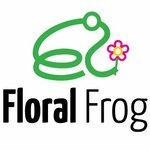 Floral Frog