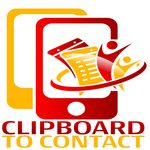 Clipboard To Contact - Turn Text Into Contacts