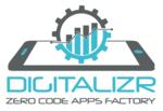 DIGITALIZR Zero Code Apps Factory