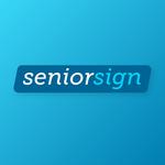 Senior Sign