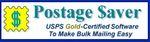 Postage Saver Software