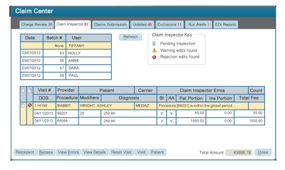 Image result for advancedmd billing screenshot