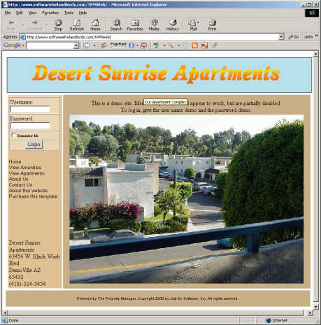 Residential Rental Billing Software For Mobile Home Parks