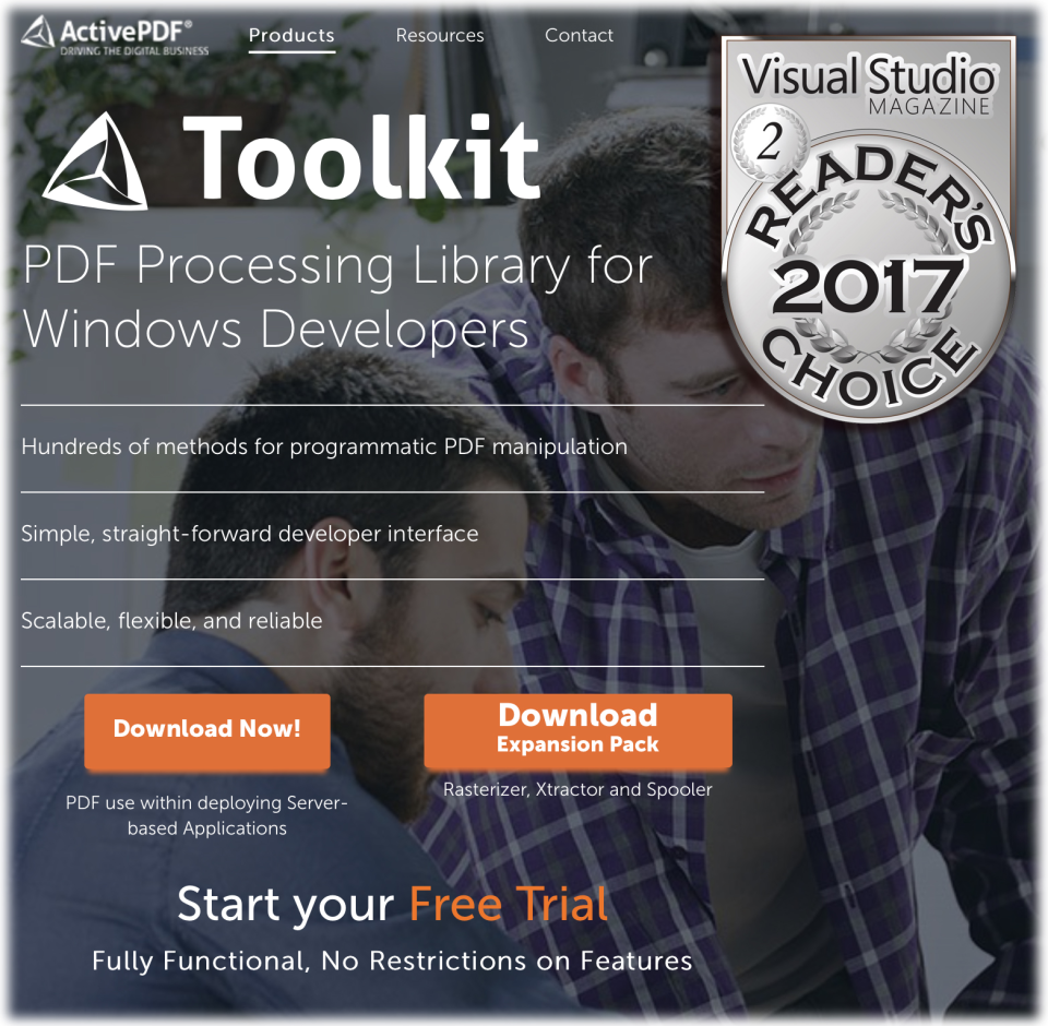 Active Pdf Toolkit
