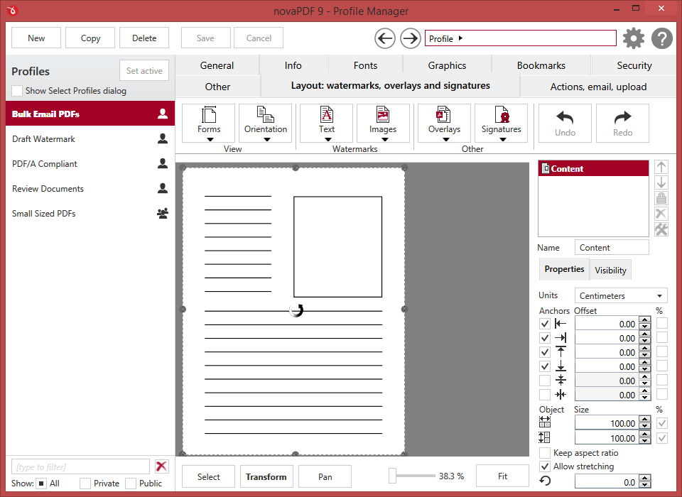 microsoft print to pdf loses hyperlinks
