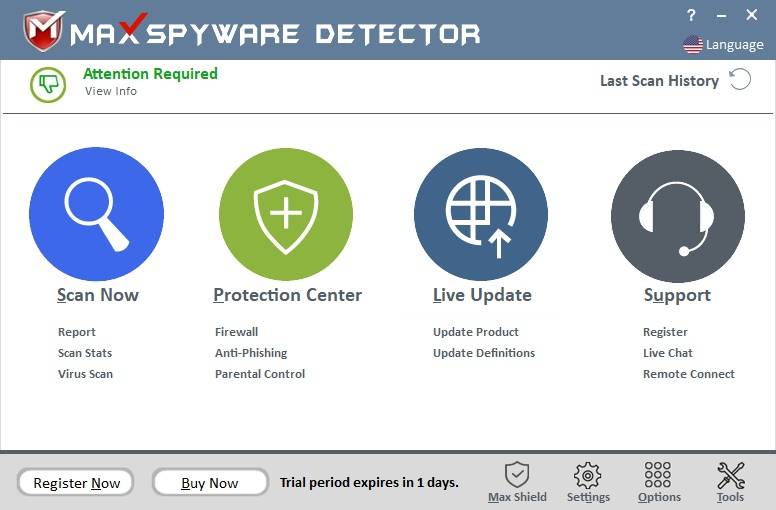 Max Secure Spyware Detector Reviews And Pricing 2020