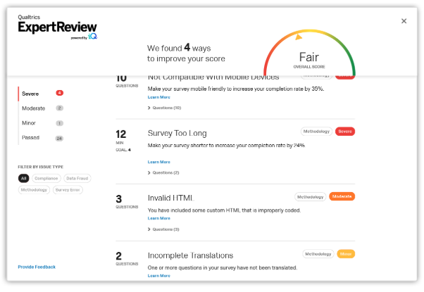 Qualtrics Research Core Reviews and Pricing - 2019