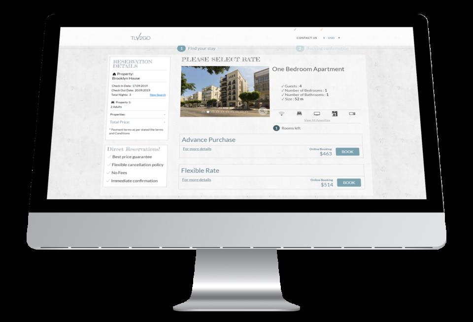 Optima Booking Engine