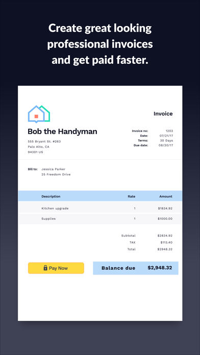Invoicego Reviews And Pricing - My invoices and estimates for mac